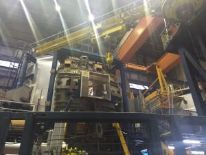 Culham Fusion Reactor