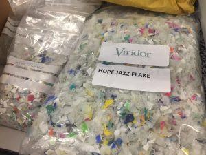 HDPE Jazz Flake
