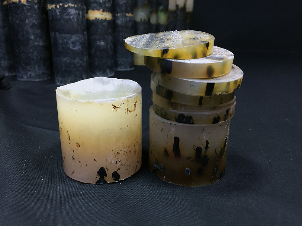 Plastic / Bioplastic Lightbox Prep