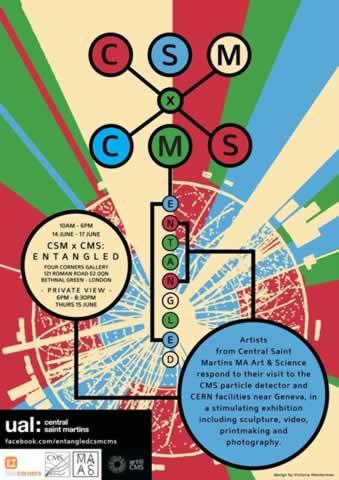 CSM x CMS: Entangled