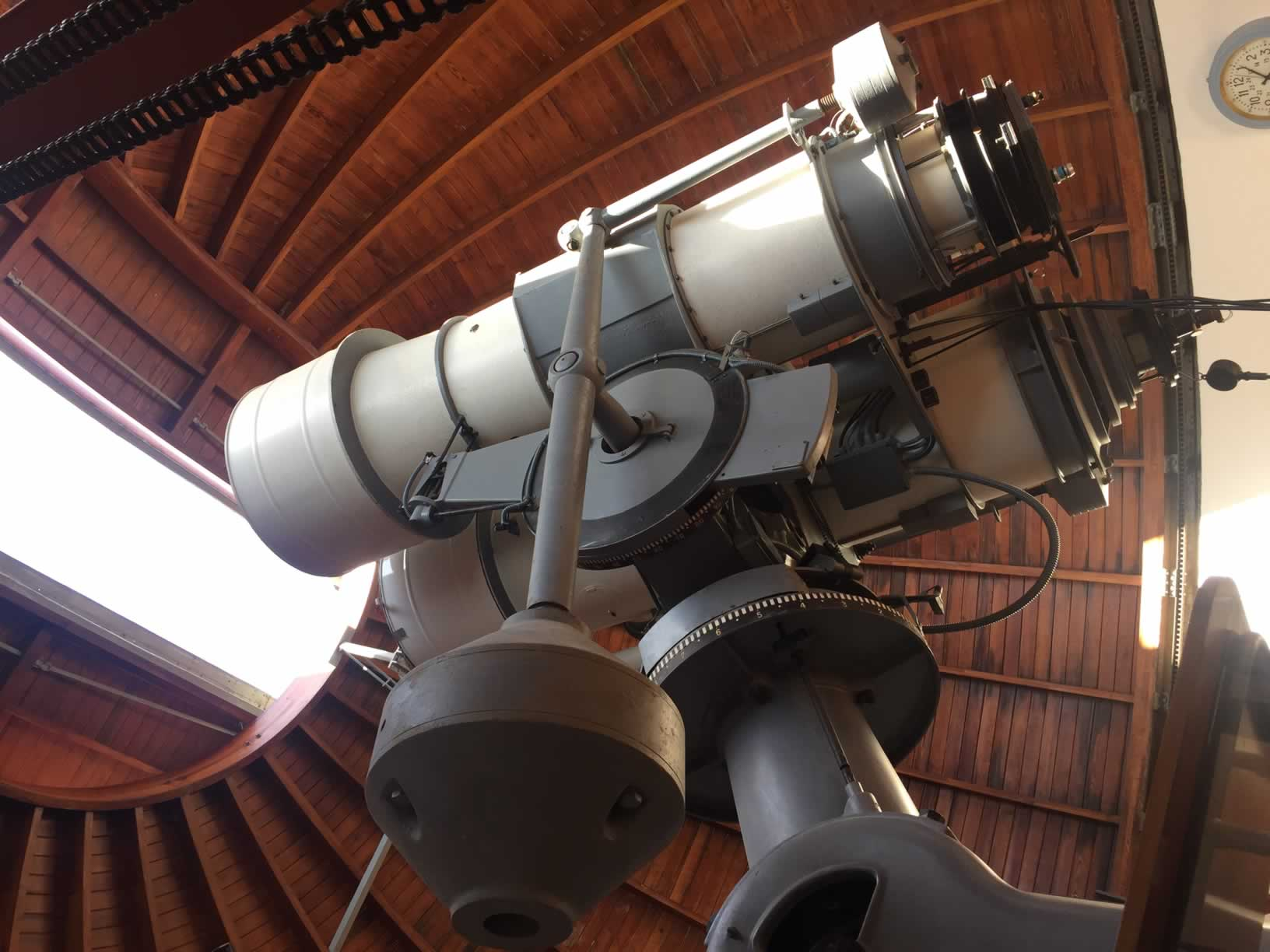 lumen visit to the vatican observatory