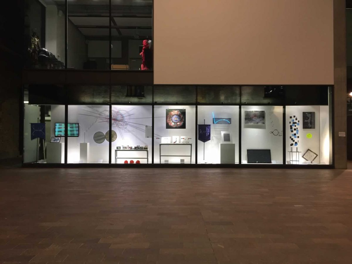 Imagining CERN at CSM Window Gallery