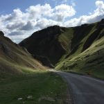 Winnat's Pass, Derbyshire