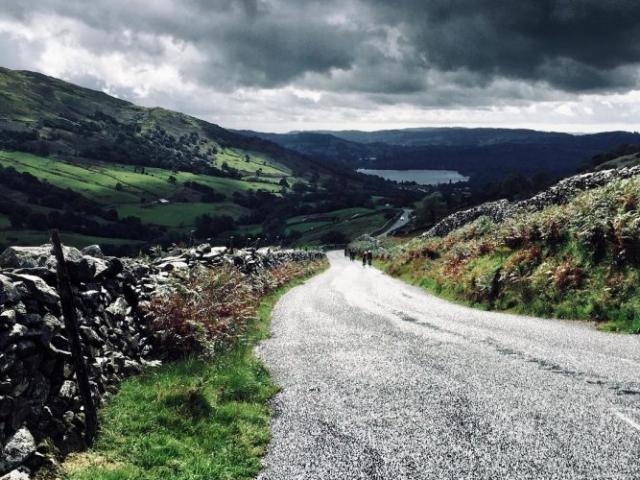 The Struggle, Cumbria